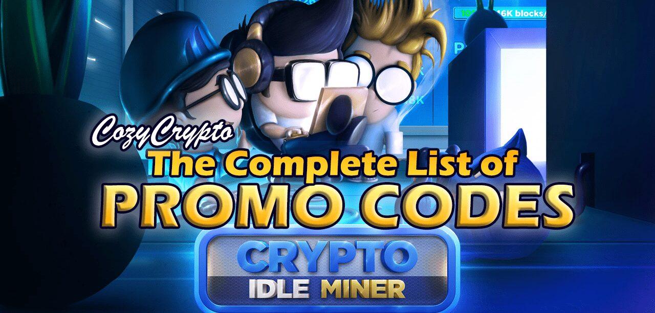Crypto idle miner game, crypto idle game